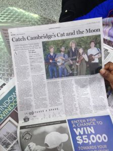 Cambridge Chronicle